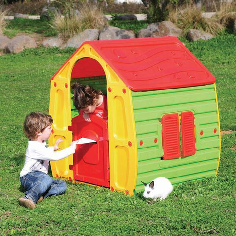 Lifespan Kids Play Houses Starplay Magical Cubby Play House - Lifespan Kids 07290014589537 SPMAGICALHOUSE Buy online: Starplay Magical Cubby Play House - Lifespan Kids Happy Active Kids Australia