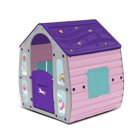 Lifespan Kids Play Houses Starplay Unicorn Magical Cubby Play House - Lifespan Kids - OUT OF STOCK eta TBA SPUNICORNMAGICALHOUSE Buy online: Starplay Unicorn Magical Cubby Play House - AUS delivery Happy Active Kids Australia