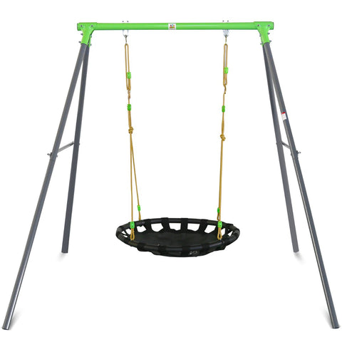 Lifespan Kids Swing Cellar Metal Nest Swing Set - Lifespan Kids 09347166045676 PECELLAR Buy online: Cellar Metal Nest Swing Set - Lifespan Kids Happy Active Kids Australia