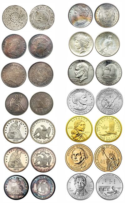 Precious Metals and Rare Coins online resources