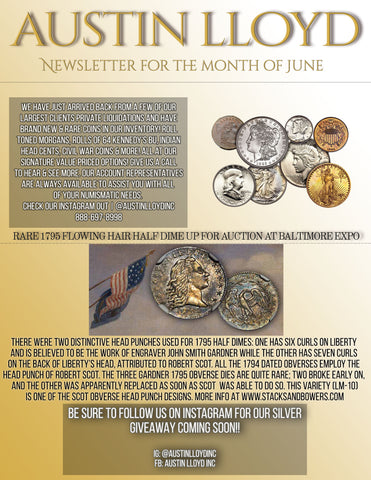 rare coins from your trusted coin dealer