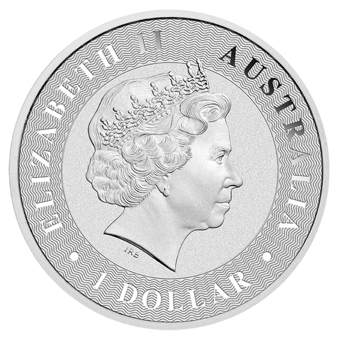 Image of 2018 1 OZ PERTH SILVER KANGAROO
