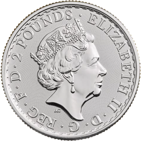 Image of 2018 1 OZ GREAT BRITAIN SILVER BRITANNIA