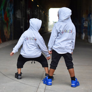 """Artistic Perspective"" Toddler/Big Kids Hoodie"