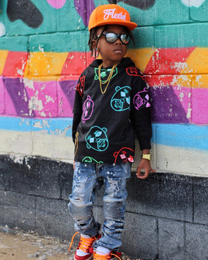 """Dope Art"" Little Kid Tee"