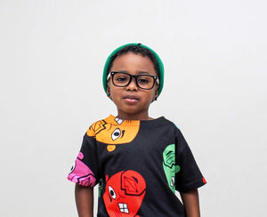 """Human Race"" Big Kid Tee"