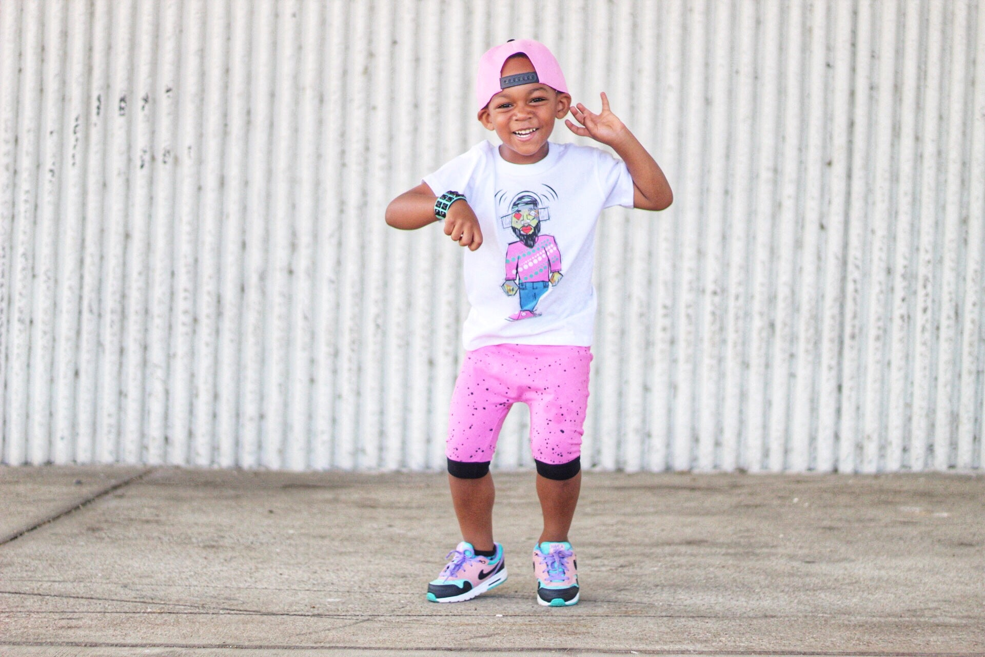 """Cut It Out"" Toddler Tee"