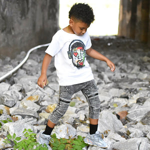 """Musically Inclined"" Little Kid Tee"