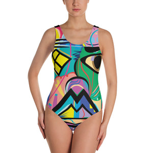 One-Piece Swimsuit - Childish