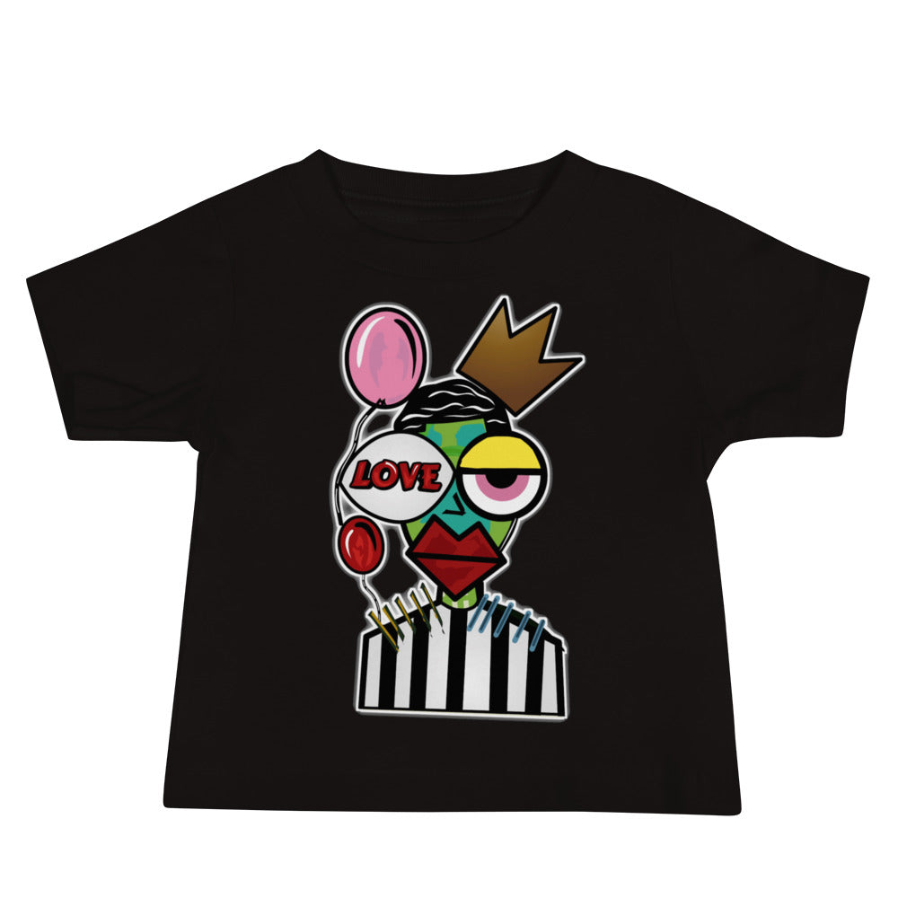"""Quarantine King"" Infant Tee"