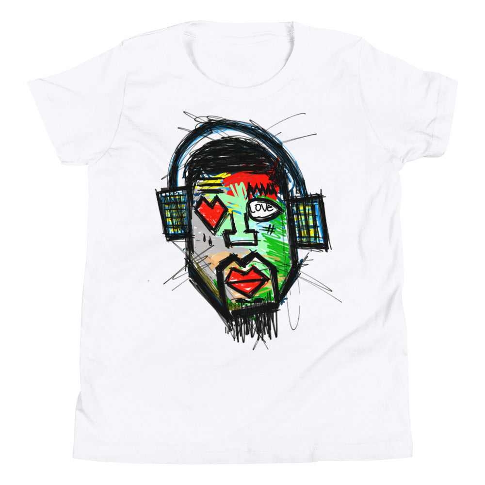 """Musically Inclined"" Big Kid Tee"