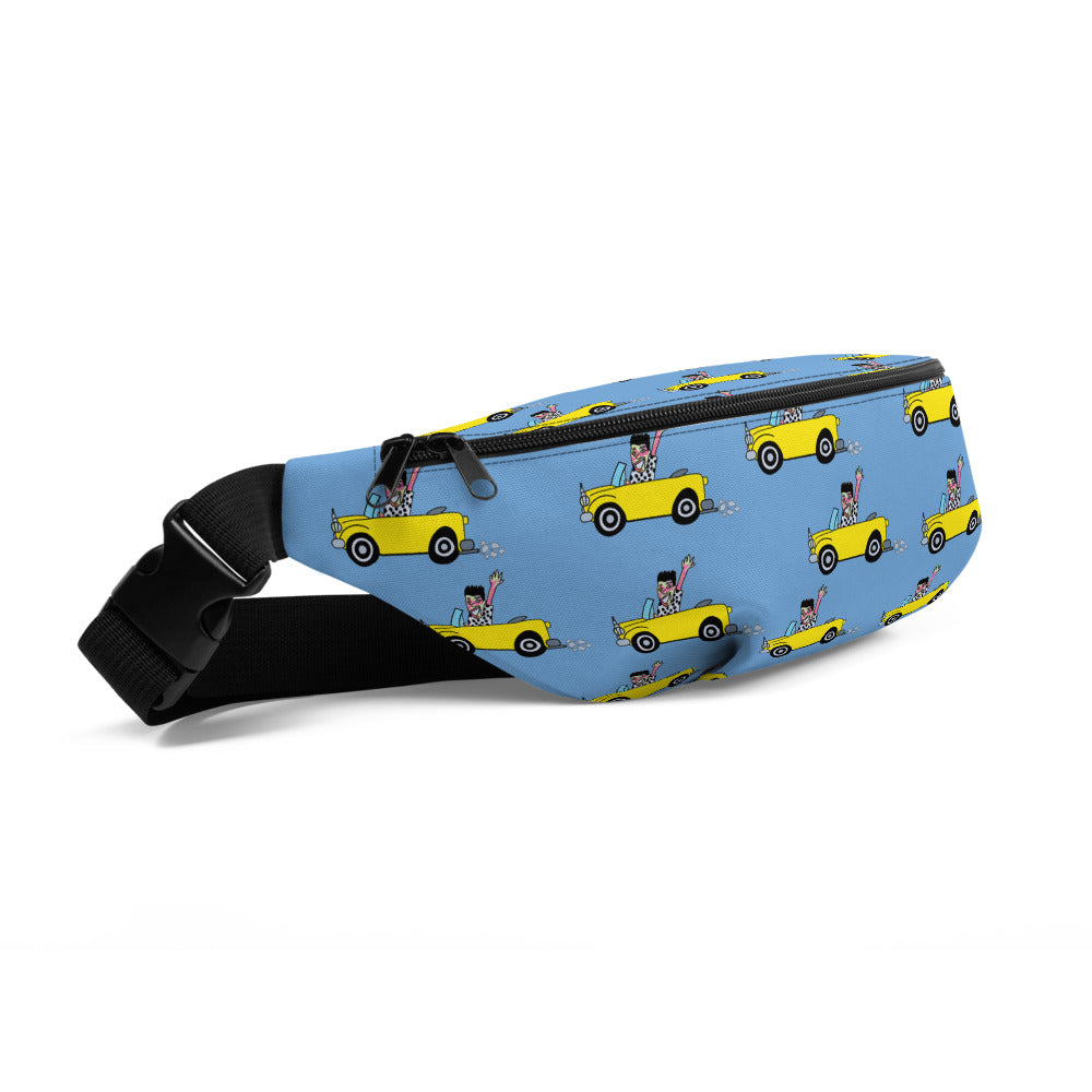 """Rolling"" Fanny Pack KIDS/ADULT"