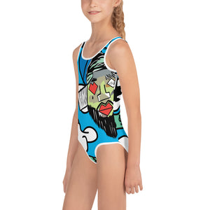 """Best Life"" Toddler Swimsuit"