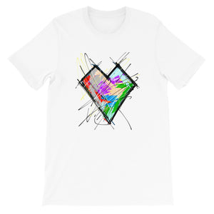 """Spread Love"" Unisex Adult Tee"