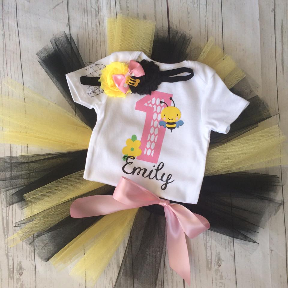 Busy Bee Outfit