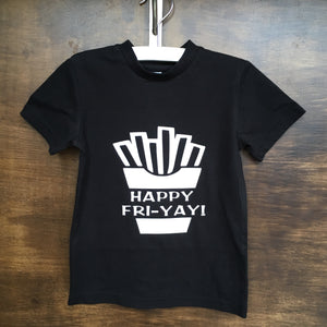 Fri-YAY Fries Tee