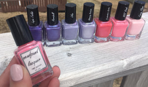 newfound lacquer nail polish