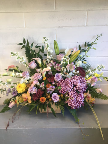 Fall Spray Arrangement