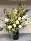 Deluxe Mixed Vase Arrangement