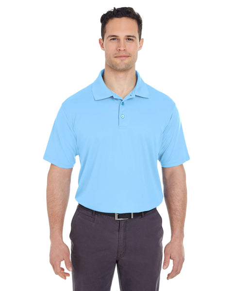 Department of Corrections Badge - Men's Value Moisture Wicking Polo