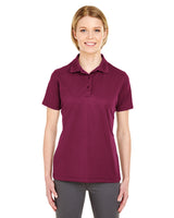 Department of Corrections Badge - Ladies' Value Moisture Wicking Polo