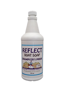 REFLECT - Boat & RV Soap Low Suds Cleaner - Case: 12 Quarts