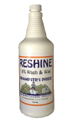 RESHINE - 18% Wash and Wax - 32 oz.