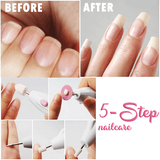 5 In 1 Perfect Nail File - My Skin First