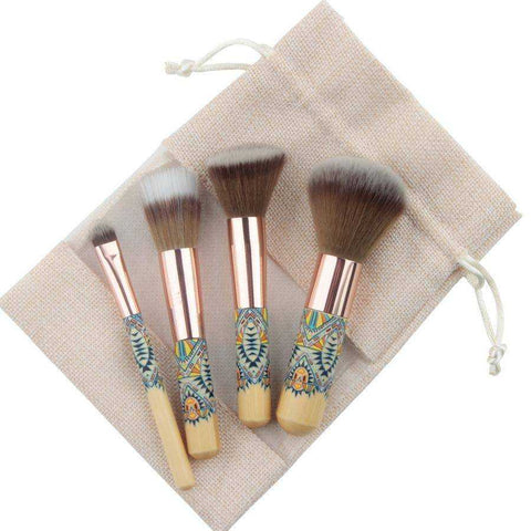 The Artsy Makeup Brush Set - My Skin First