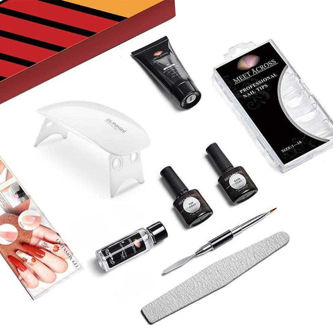 Polygel Nail Extension Kit - My Skin First