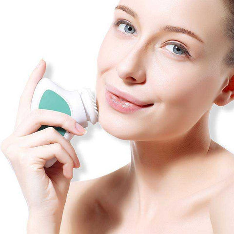 Image of Sonic Waterproof Facial Cleansing Brush