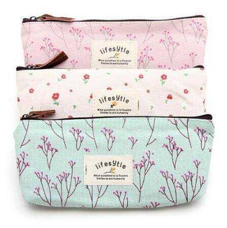 Spring Vibe Makeup Bag - My Skin First