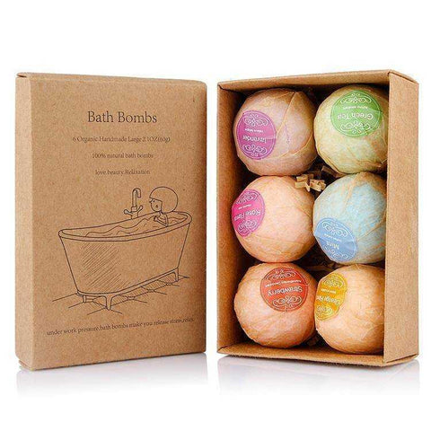 Pamper Party Bath Bombs - My Skin First