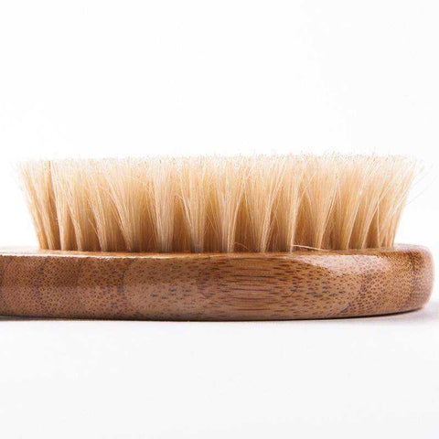 Pamper Party Wooden Body Brush