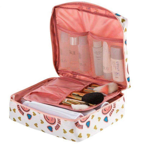 Waterproof Cosmetic Bag - My Skin First