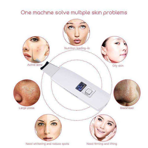 Image of ULTRASONIC SKIN SCRUBBER - My Skin First