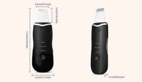 Image of ULTRASONIC FACE SKIN SCRUBBER