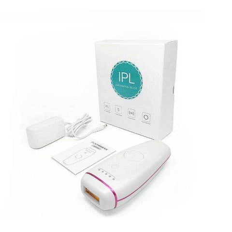 Plush™ At-Home IPL Laser Hair Removal Handset - My Skin First