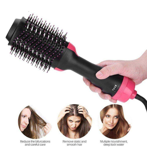 Hot Air 2-in1 Styler Brush - My Skin First