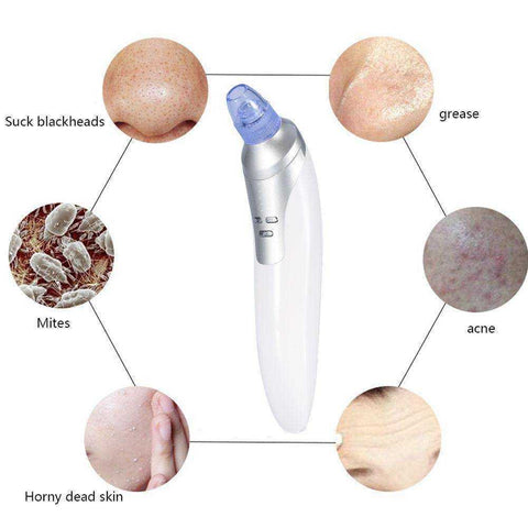 Comedo Vacuum Facial Pore Cleaner