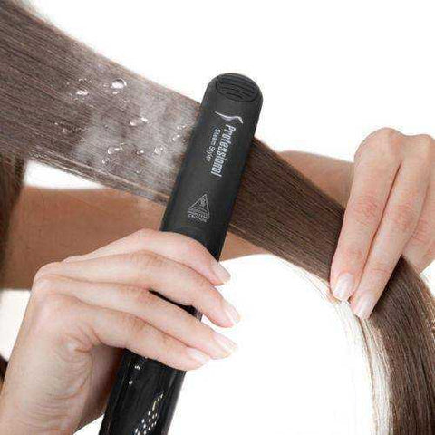 Image of The Professional Steam Hair Straightener - My Skin First