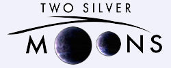 Two Silver Moons Logo