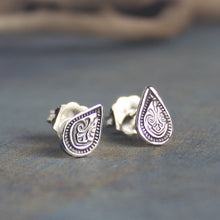 Little boho stud earrings