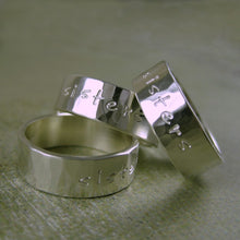 sterling silver ring for sisters