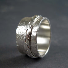 spinner ring custom made