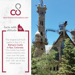 #factswithaltitude bishop's castle