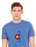 303 tshirt centered front - forever colorado co.