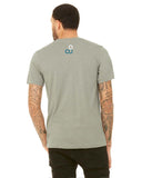 commuter tshirt back - forever colorado co.