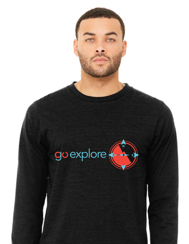forever colorado - go explore long sleeve tshirt