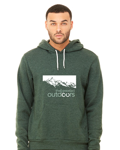 great(er) outdoors hoodie - forever colorado co